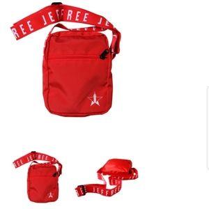 Jeffree Star Cosmetics Redrum Side Bag ❤